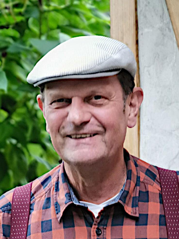 Erich Reiter, 1. Vorsitzender
