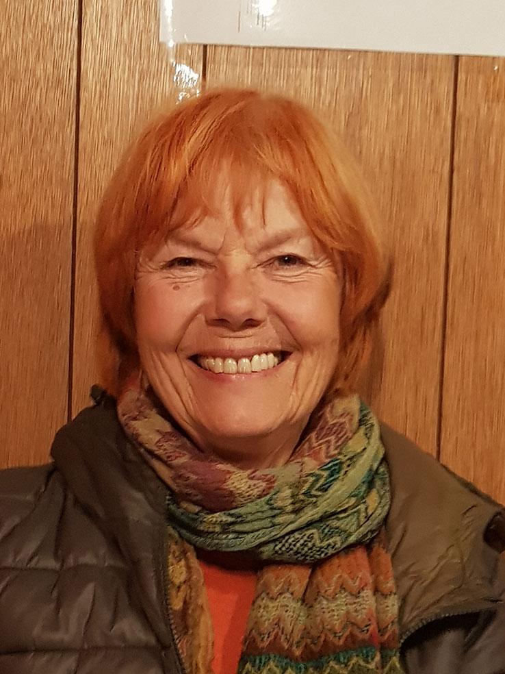 Susanne Just-Mackensen - 2. Schriftführerin