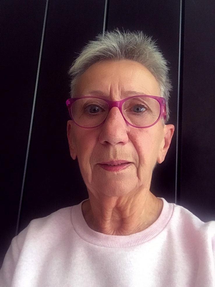 Helga Thiesen 2. Vorstandsvorsitzende